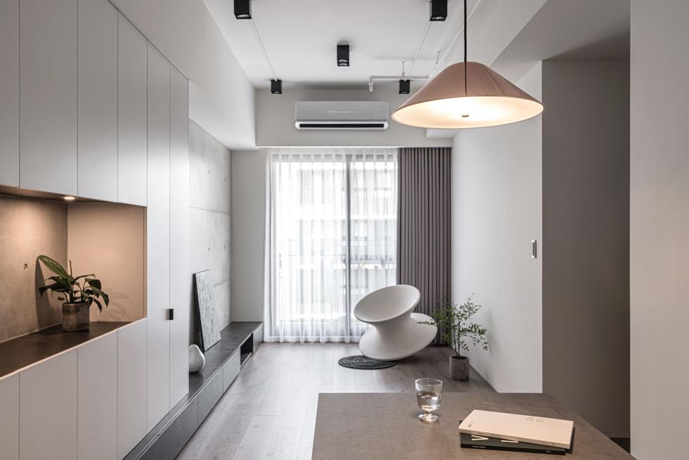 形由設計,空間攝影,室內完工拍攝,三川二目
