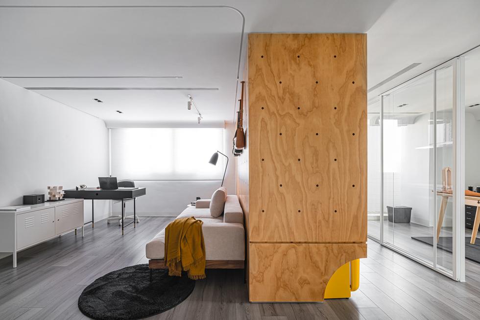 本相造物所,空間攝影,三川二目,台中,室內完工拍攝