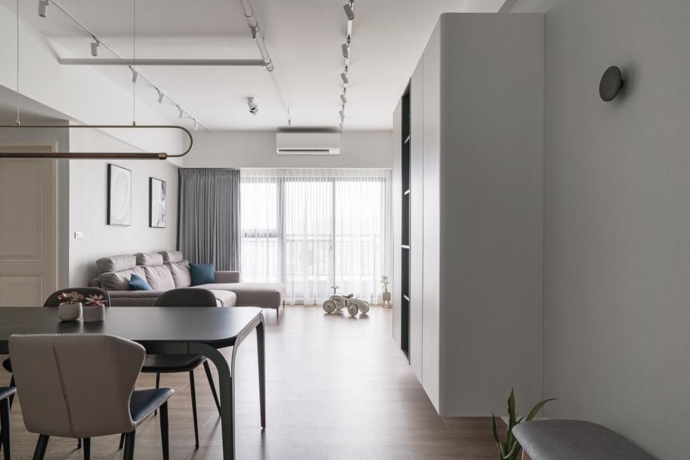 桃園,空間攝影,室內完工拍攝,必設計Studio B,三川二目