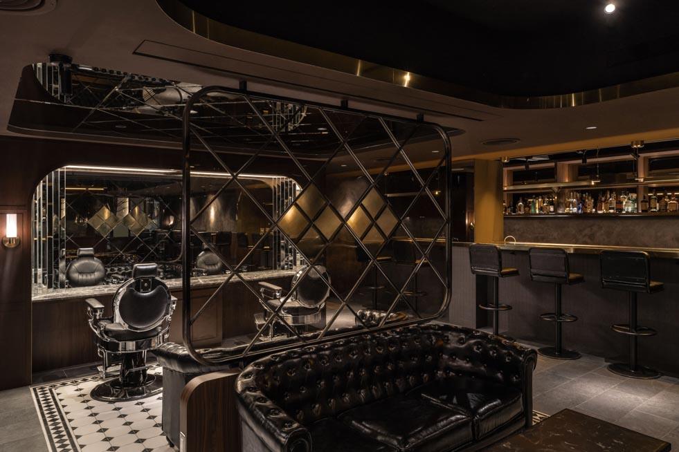 台北,空間攝影,室內完工拍攝,龍圍室內設計,三川二目,零貳柒Lynch Salon