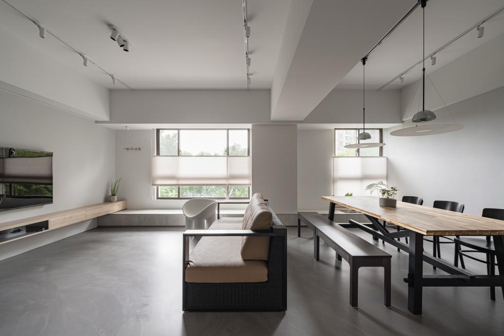 三峽,空間攝影,室內完工拍攝,必設計Studio B,三川二目
